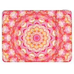 Yellow Pink Romance Samsung Galaxy Tab 7  P1000 Flip Case by Zandiepants