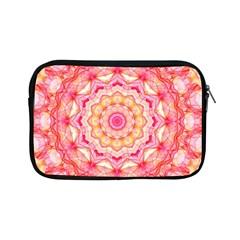Yellow Pink Romance Apple Ipad Mini Zippered Sleeve by Zandiepants