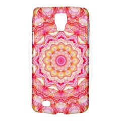 Yellow Pink Romance Samsung Galaxy S4 Active (i9295) Hardshell Case by Zandiepants