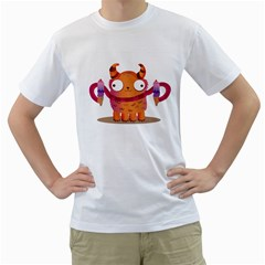 Icrecream Monster Men s T Shirt (white)  by Contest1771913