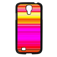 Colour Lines Samsung Galaxy S4 I9500/ I9505 Case (black) by Contest1630871