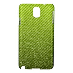 Green Lines Samsung Galaxy Note 3 N9005 Hardshell Case