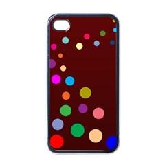 Bubbles Apple Iphone 4 Case (black) by Contest1630871