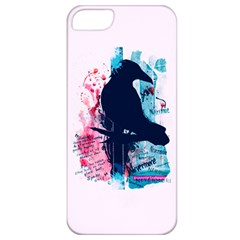 Qouth The Raven   Answer Your Phone  Apple Iphone 5 Classic Hardshell Case