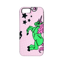 Zombie Unicorn Apple Iphone 5 Classic Hardshell Case (pc+silicone) by TheTalkingDead