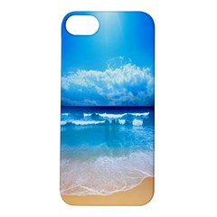 Look At Your Phone And Relax Apple Iphone 5s Hardshell Case