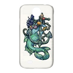 Zombie Mermaid Samsung Galaxy S4 Classic Hardshell Case (PC+Silicone)