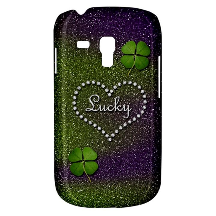 Lucky Girl Samsung Galaxy S3 MINI I8190 Hardshell Case