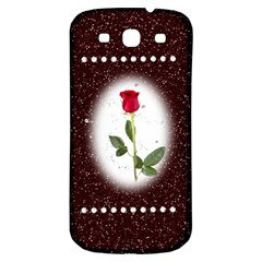 Pretty As A Rose Samsung Galaxy S3 S Iii Classic Hardshell Back Case