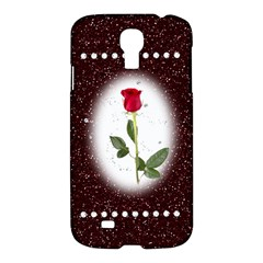 Pretty As A Rose Samsung Galaxy S4 I9500/i9505 Hardshell Case