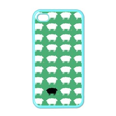 Herd Mentality  Apple Iphone 4 Case (color) by Contest1888309
