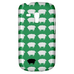 Herd Mentality  Samsung Galaxy S3 MINI I8190 Hardshell Case by Contest1888309