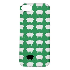 Herd Mentality  Apple iPhone 5S Hardshell Case by Contest1888309