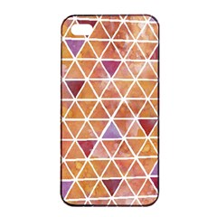 Geometrics Apple Iphone 4/4s Seamless Case (black) by Contest1888309