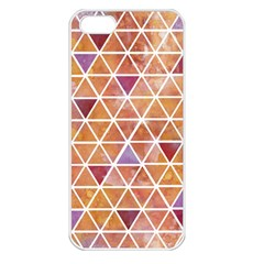 Geometrics Apple Iphone 5 Seamless Case (white) by Contest1888309