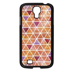 Geometrics Samsung Galaxy S4 I9500/ I9505 Case (black) by Contest1888309