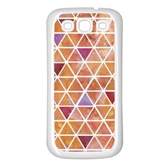 Geometrics Samsung Galaxy S3 Back Case (white) by Contest1888309