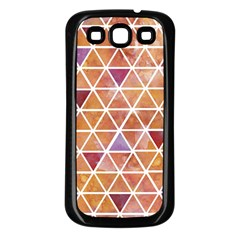 Geometrics Samsung Galaxy S3 Back Case (black) by Contest1888309
