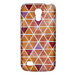 Geometrics Samsung Galaxy S4 Mini (gt I9190) Hardshell Case  by Contest1888309