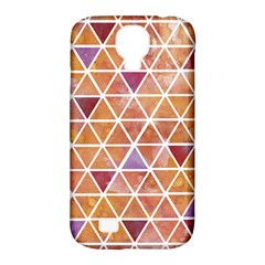 Geometrics Samsung Galaxy S4 Classic Hardshell Case (pc+silicone) by Contest1888309