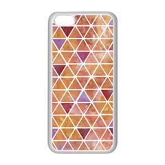 Geometrics Apple Iphone 5c Seamless Case (white) by Contest1888309