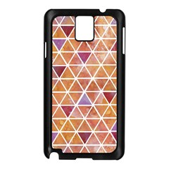 Geometrics Samsung Galaxy Note 3 N9005 Case (Black) by Contest1888309