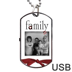 Family 2side Usb By Amanda Bunn Front