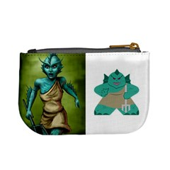 Lizardmen + Merfolk (tek) By Chris Schreiber   Mini Coin Purse   Gp7dqhm7td0f   Www Artscow Com Back