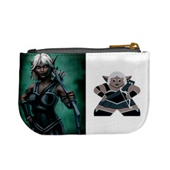 Undead + Dark Elf (tek) By Chris Schreiber   Mini Coin Purse   S18vdy3eq6yq   Www Artscow Com Back