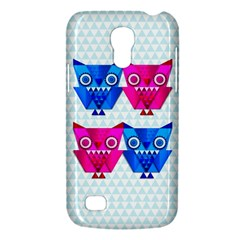 Owligami Samsung Galaxy S4 Mini (gt I9190) Hardshell Case  by doodlelabel