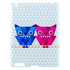 Owligami Apple Ipad 3/4 Hardshell Case by doodlelabel