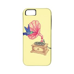 Bird Love Music Apple Iphone 5 Classic Hardshell Case (pc+silicone) by Contest1736674
