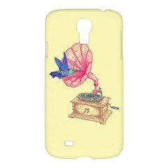 Bird Love Music Samsung Galaxy S4 I9500/i9505 Hardshell Case by Contest1736674