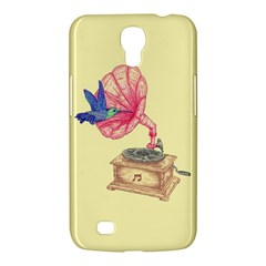 Bird Love Music Samsung Galaxy Mega 6 3  I9200 Hardshell Case by Contest1736674
