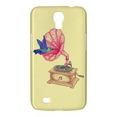 Bird Love Music Samsung Galaxy Mega 6.3  I9200 Hardshell Case by Contest1736674