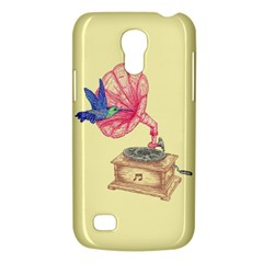 Bird Love Music Samsung Galaxy S4 Mini (gt I9190) Hardshell Case  by Contest1736674