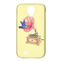 Bird Love Music Samsung Galaxy S4 Classic Hardshell Case (pc+silicone) by Contest1736674
