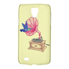 Bird Love Music Samsung Galaxy S4 Active (i9295) Hardshell Case by Contest1736674