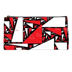 Titillating Triangles Pencil Case by StuffOrSomething