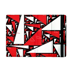 Titillating Triangles Apple Ipad Mini Flip Case by StuffOrSomething