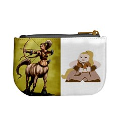 Satyr + Centaur (tek) By Chris Schreiber   Mini Coin Purse   Yi8kv5merw8q   Www Artscow Com Back