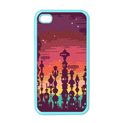 Meet Me After Sunset Apple Iphone 4 Case (color) by Contest1888822