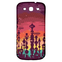 Meet Me After Sunset Samsung Galaxy S3 S Iii Classic Hardshell Back Case by Contest1888822
