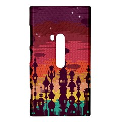 Meet me after sunset Nokia Lumia 920 Hardshell Case  by Contest1888822