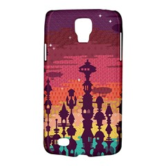 Meet Me After Sunset Samsung Galaxy S4 Active (i9295) Hardshell Case by Contest1888822