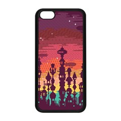Meet Me After Sunset Apple Iphone 5c Seamless Case (black) by Contest1888822