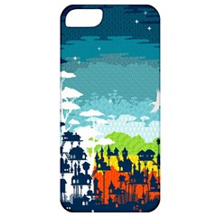 Rainforest City Apple Iphone 5 Classic Hardshell Case by Contest1888822