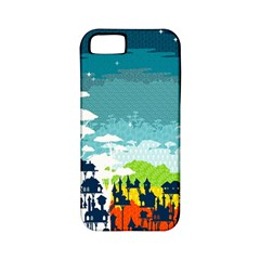 Rainforest City Apple Iphone 5 Classic Hardshell Case (pc+silicone) by Contest1888822