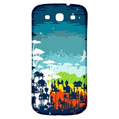 Rainforest City Samsung Galaxy S3 S Iii Classic Hardshell Back Case