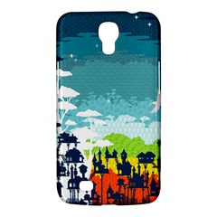 Rainforest City Samsung Galaxy Mega 6 3  I9200 Hardshell Case by Contest1888822